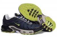 Mens Nike Air Max TN I White Darkblue Green