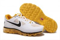 Mens Air Max 2013 Trainer 1.3 White Yellow