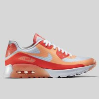 Nike Wmns Air Max 90 Ultra BR White Sunset Glow