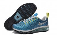 Mens Nike Air Max 2014 Blue White