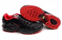 Mens Nike Air Max TN I Black Red