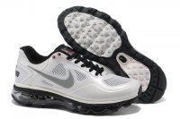 Mens Air Max 2013 Trainer 1.3 White Black
