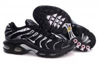 Mens Nike Air Max TN White Black