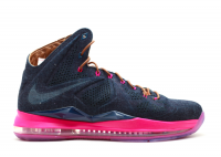 "lebron 10 ext denim qs ""denim"""