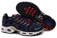 Mens Nike Air Max TN I Red Daekblue