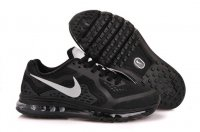 Womens Nike Air Max 2014 Black Silver