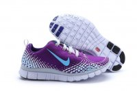 Womens Nike Free 5.0 V4 Blue Purple