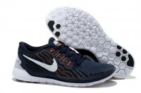 Mens Nike Free 5.0 Black Blue
