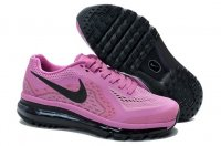 Womens Nike Air Max 2014 Black Rose
