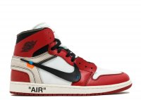 "air jordan 1 high ""off-white"""