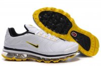 Mens Nike Air Max TN White Yellow