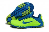 Mens Nike Free 5.0 Green Blue