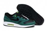 Mens Air Max 87 Green Black