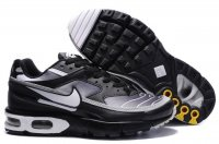 Mens Nike Air Max TN Black White