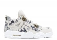 "air jordan 4 retro premium ""pinnacle snakeskin"""