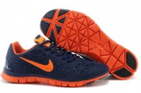 Mens Nike Free TR Fit Blue Orange