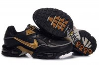 Mens Nike Air Max TN I Gold Black