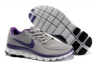 Womens Nike Free 5.0 V4 Grey Purple