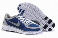 Mens Nike Free 5.0 V5 Blue Grey