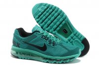 Mens Air Max 2013 Dark Green