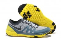 Mens Nike Free 3.0 V3 Grey Yellow