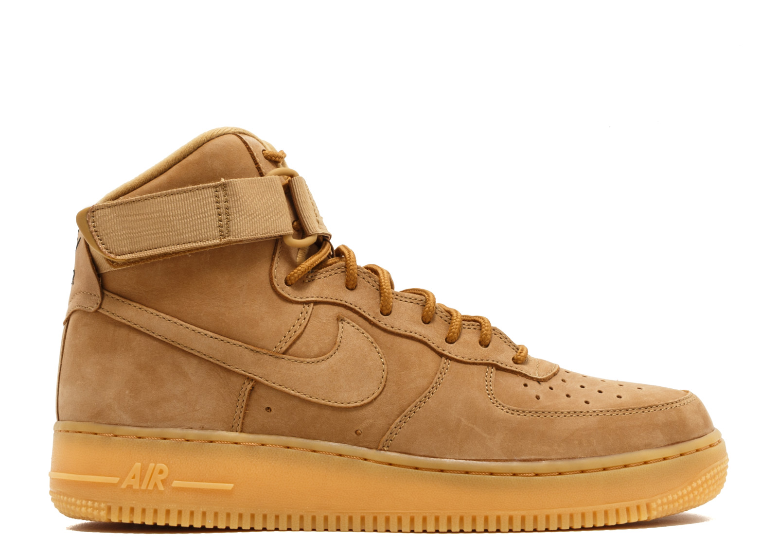 air force 1 wheat high mens nz