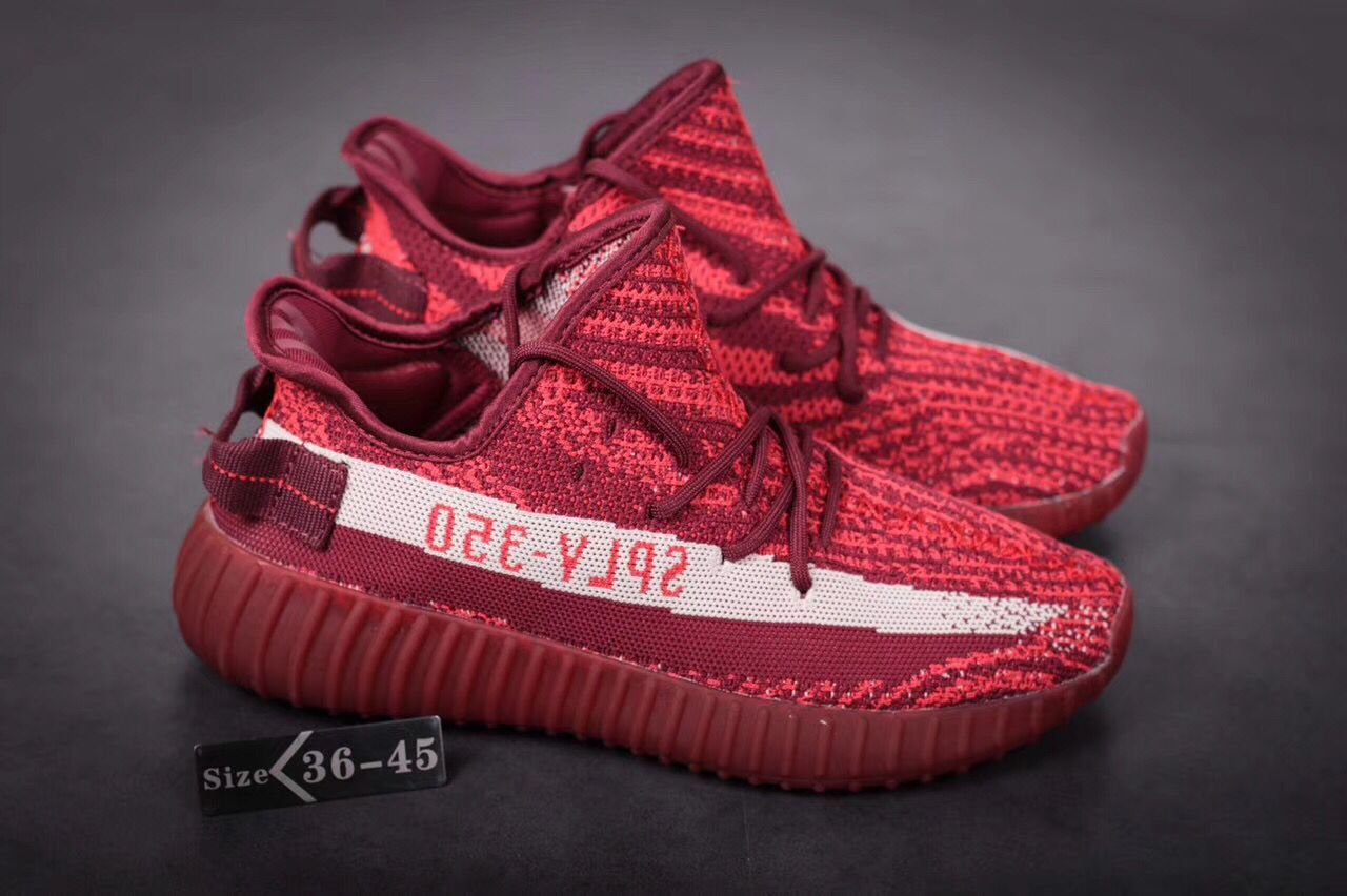 77d5b5e48f5 ... adidas yeezy boost 350 v2 wine red