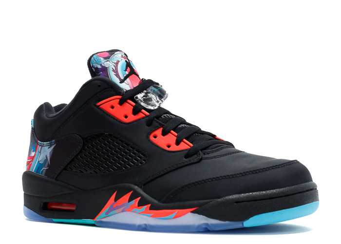 air jordan 5 retro low cny