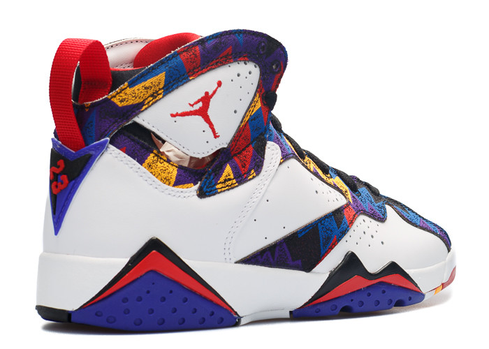 "air jordan 7 retro (gs) ""nothing but net"" - Click Image to Close"