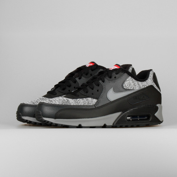 Nike Air Max 90 Essential Black Cool Grey Anthracite - Click Image to Close